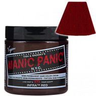 Trash Monkey ** Infra Red Classic Hair Dye Manic Panic Colour