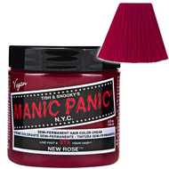 Trash Monkey ** New Rose Classic Hair Dye Pink Manic Panic Semi Permanent