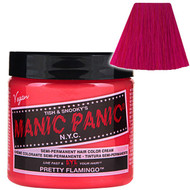 Trash Monkey ** Pretty Flamingo Classic Hair Dye Manic Panic