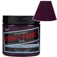 Trash Monkey ** Purple Haze Classic Hair Dye Manic Panic Colour