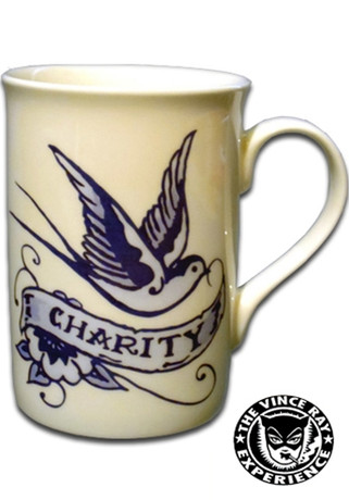 """Charity"" Mug Custom Flash Art"