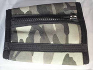 Trash Monkey** ITZ Arm Wallet Camouflage Military Design