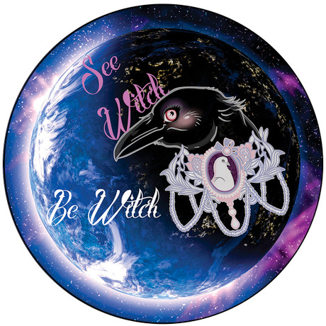 See witch, be witch: that's the Gypsy Raven way.