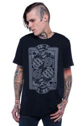 Trash Monkey ** Iron Fist - Gambler SS Mens Tee