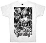 Trash Monkey ** Disturbia - Invocations Mens Tee