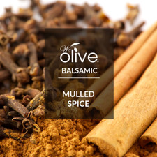 We Olive Mulled Spice Balsamic Vinegar