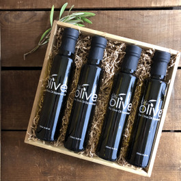 We Olive Fabulous Four Gift Crate