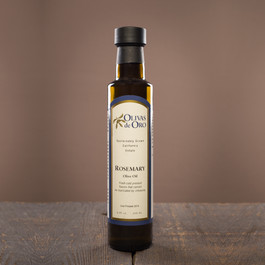 Olivas de Oro Rosemary Olive Oil at We Olive