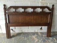 Full / Queen Oak Headboard