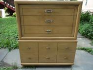 Vintage Modern 5 Drawer Dresser