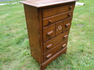 4 Drawer Maple Dresser