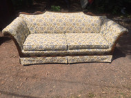 Antique 1920's Art Deco Style Sofa