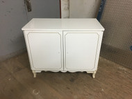 White French Provincial Server
