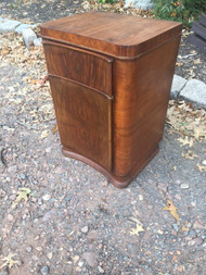 Antique Art Deco Nightstand