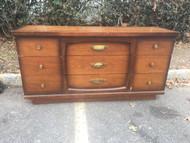 "Vintage Modern Kent Coffey ""Elixir"" 9 Drawer Dresser"