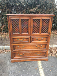 Vintage Armoire / Dresser by Drexel