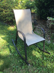 Aluminum Patio Rocking Chair
