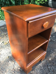 Colonial Rock Maple Nightstand
