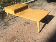 Mid Century Modern Tiered Coffee Table