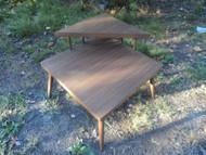 Vintage Modern Corner Table