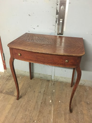 Antique Tiger Oak Writing Desk