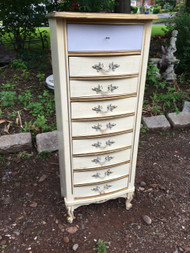 French Provincial Tall Lingerie Chest