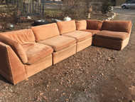 5pc Sectional Sofa