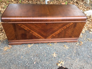 Art Deco Cedar Chest