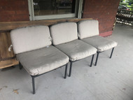 3pc Patio Seating Set
