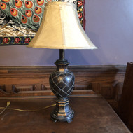 Oil Rubbed Bronze Table Lamp w/ Shade