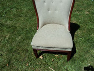 Cherry Slipper Chair