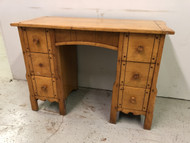 Colonial Solid Maple Desk