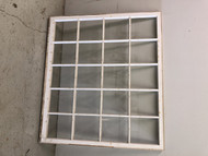 Antique Divided Light Picture Window