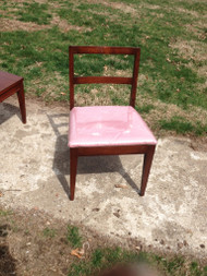 Pair of Mahogany Dining Room Side Chairs