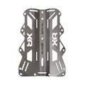 Mares XR Tech Gear Backplate Stainless Steel