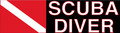 "Scuba Diving Bumper Decal Sticker ""Scuba Diver"""