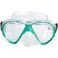 SeaDive EyeMax Mask Scuba Diving Free Dive Snorkel Green