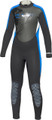 Bare Youth Kids Manta WetSuit Full Sun Guard Swim