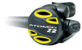 Atomic Aquatics Z2 Octo Regulator Yellow
