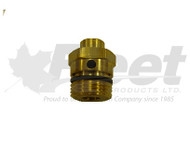 801116 - ST-4 SAFETY VALVE (BA-921)(7/8-14 UNF2A)