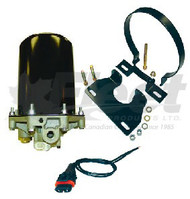 065225-G - NEW MODEL 9 AIR DRYER (12V) W/BRACKET & PLUG