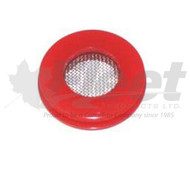 RT36012F - RED URETHANE SEAL W/FILTER