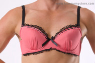 mens Rose Bra front