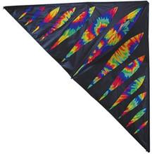 6.5' Delta Kite, Rainbow Bullets