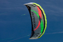 Prism 4.2 Power Foil in flight.