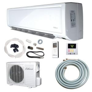 Celiera 26GWX 9000 BTU Ductless Mini Split AC + Heat Pump