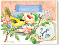 398 To Comfort You Teacup CArd