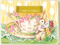 322 For You teacup card