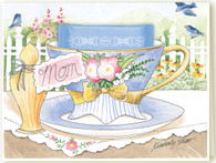 305 Mom Teacup Card
