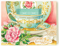 348 Birthday Tea